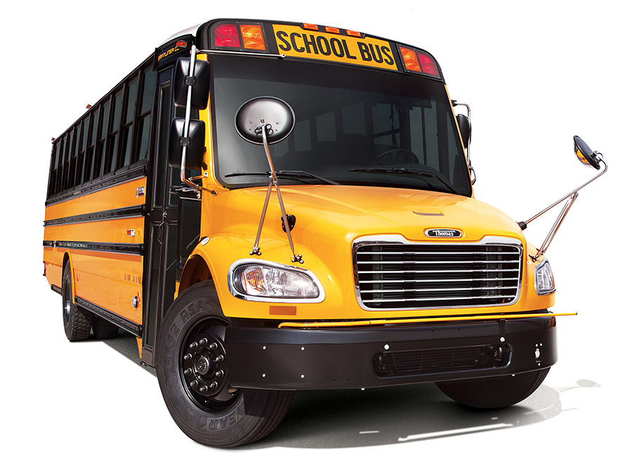 School Buses Nelson S Bus Is A Platinum Certified Thomas