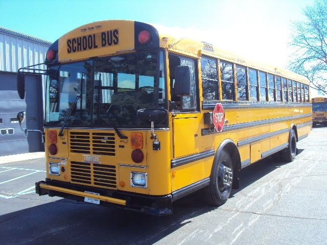Nelson's Bus Service Buses